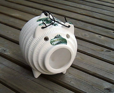 Pig  ;mosquito-repellent or incense holder ; Japan made