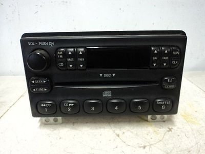 01 02 03 04 FORD MUSTANG AUDIO EQUIPMENT 81565