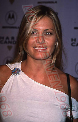 Nicole Eggert  35Mm Slide Transparency Negative Photo 244