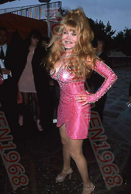 Charo 35Mm Slide Transparency Negative Photo 217