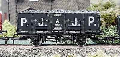 Tracked 48 Post /'Un Painted/' Lime Wagon Dapol A024 00 Gauge New Boxed
