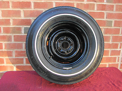 69 70 Goodyear Polyglas Custom Wide Tread F70-14 Tire Mustang Camaro Chevelle