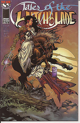 Tales Of The Witchblade # 2 *  Near Mint!