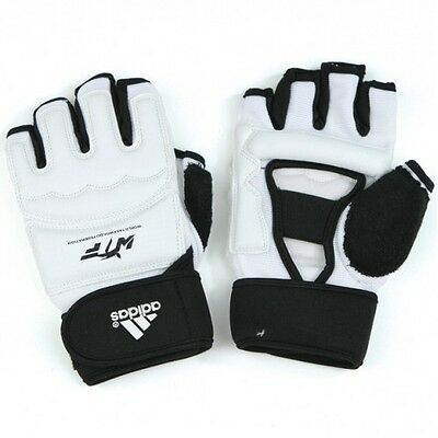 ADIDAS WTF TKD Punch Approved TaeKwonDo HAND PROTECTOR guard gear gloves