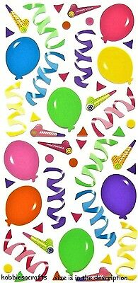 Ek Success Sticko Stickers Balloons Streamers Blowouts Celebrate Party Favors