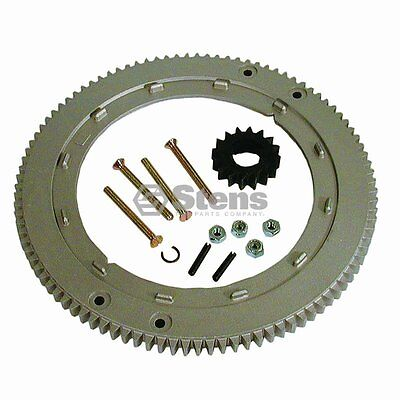 392134 Flywheel Ring Gear For Craftsman / Briggs 696537