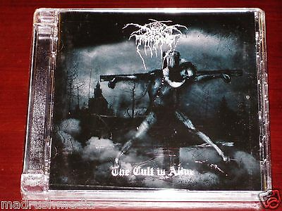 Darkthrone: The Cult Is Alive CD 2006 Peaceville CDVILED132 Super Jewel Box NEW