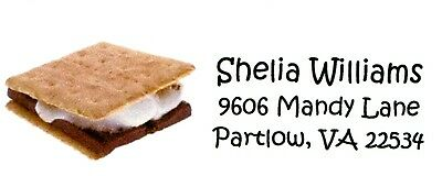 Smores 2 Address Labels