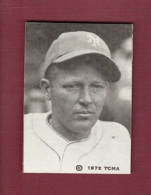The 1930s: [#8] Samuel R. Dick COFFMAN, 1936-1939 New York Giants (1972 TCMA)