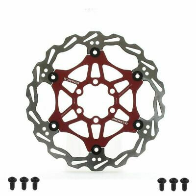 Floating Pro Mountain Bike Disc Brake Rotor 6 bolts 160mm