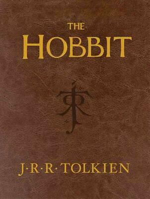 The Hobbit: Or There and Back Again by J.R.R. Tolkien (English) Imitation Leathe