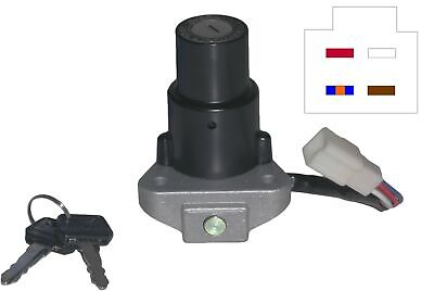 Ignition Switch For Kawasaki Z 440 H2 1983 (0440 CC)