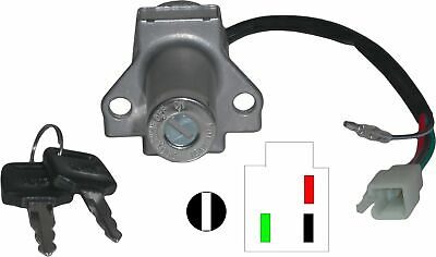 Ignition Switch For Honda XL 250 RH 1987 (0250 CC)