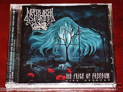 Natural Spirit: The Price Of Freedom - Limited Edition CD 2011 Stormspell NEW