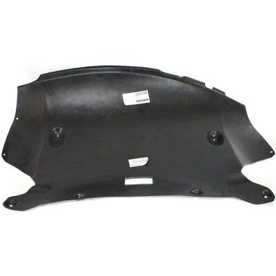 BM1228128 Front Center Under Cover Engine Splash Shield New 525 XI 530 Sedan