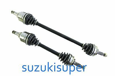 2 Left + Right CV Joint Axle Shaft Toyota ECHO 99-02 Quality Pair
