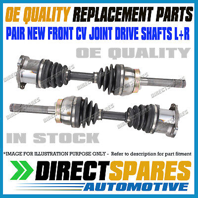 2 Left + Right CV Joint Axle Shaft Nissan Pathfinder R50 4WD 11/95-7/05 Pair