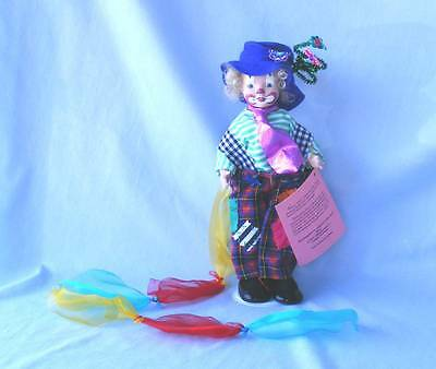 Effanbee  Patches The Clown
