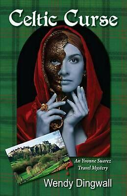 Celtic Curse by Wendy Dingwall (English) Paperback Book Free Shipping!