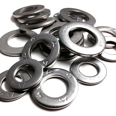 Form A Washers A4 Marine Grade ,thick Washer M20 M22 M24 M27 M30 M33 M36 M39 M42