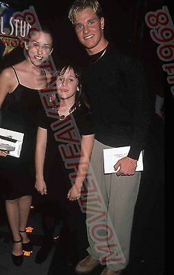 Lacey Chabert Zachery Ty Bryan 35Mm Slide Transparency Negative Photo 1622
