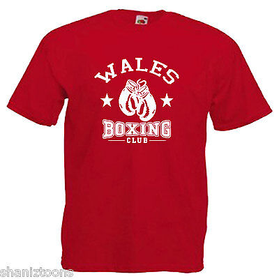 KIDS WALES WELSH RUGBY T SHIRT RHINESTUD DESIGN any size