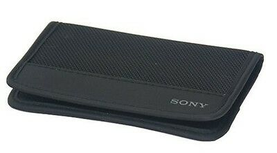 Brand New!! Sony LCS-MSUSKIT Memory Stick SD Card Holder Nylon Wallet