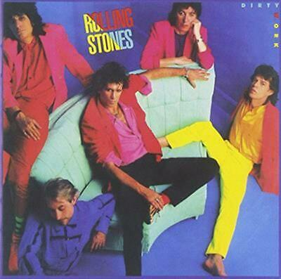Dirty Work (2009 Remastered) - Stones Rolling Compact Disc Free Shipping!