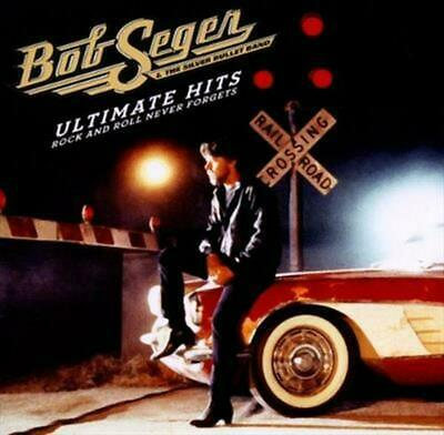 Ultimate Hits: Rock And Roll N - Bob & the Sil Seger Compact Disc Free Shipping!