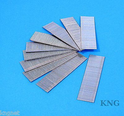 1000 Tacwise 35mm Brad Nails 18 Gauge/18g/180 Galvanised for Gun 1 3/8""