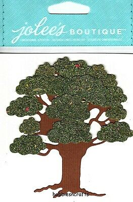 Ek Success Jolee's By You 3-D Embellishment - Wood Forest Branches - Summer Tree