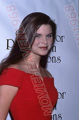 Heather Tom  35Mm Slide Transparency Negative Photo 2324
