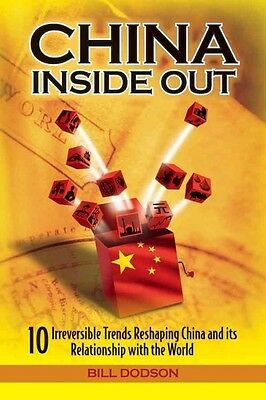 NEW China Inside Out by Bill Dodson Hardcover Book (English)