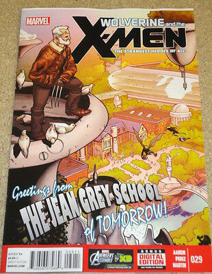 Wolverine And X-Men # 29 - Marvel Comics