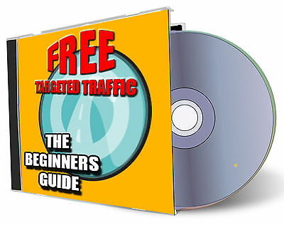Free Targeted Traffic -Video Course & eBook on 1 CD