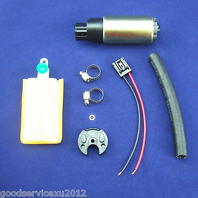 High Performance Electric Fule Pump & Full Install Kit for Japanese Vehicles