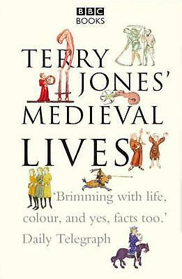 Terry Jones' Medieval Lives by Terry Jones (English) Paperback Book Free Shippin