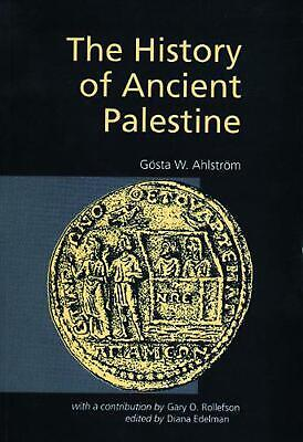 The History of Ancient Palestine by Gosta W. Ahlstrom (English) Paperback Book F