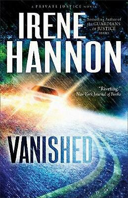Vanished: A Novel by Irene Hannon (English) Paperback Book Free Shipping!