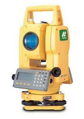 New Topcon GTS-255 Total Station (5-Second) 710141111