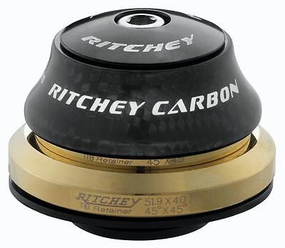 "Serie Sterzo/HEADSET  Ritchey Mod.WCS CARBON UD TAPERED Integrata 1-1/8""-1.4"""