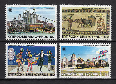 Cyprus 1983 British Commonwealth Day Mnh