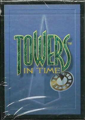 TOWERS IN TIME CCG - STARTER DECK (with rulebook)