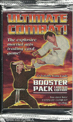 Ultimate Combat Ccg - Booster