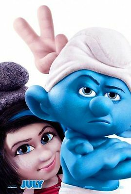 SMURFS 2 - Orig 2013 D/S Adv C movie poster - NEIL PATRICK HARRIS, KATY PERRY