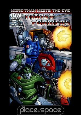 Transformers More Than Meets Eye # 18 - Cover B