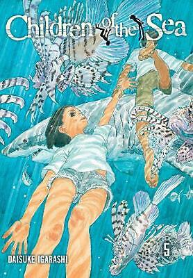 Children of the Sea, Vol. 5 by Daisuke Igarashi (English) Paperback Book