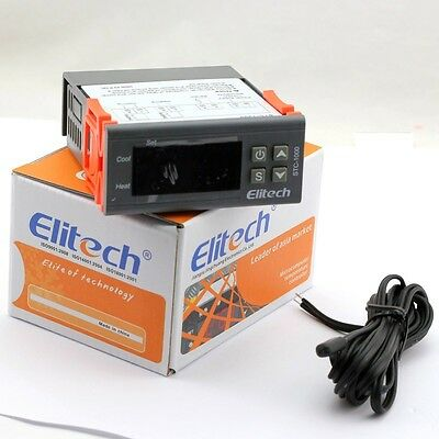 220-240V STC-1000 Temperature Controller Temp Thermostat Aquarium Auto control