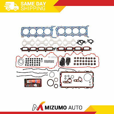 07-12 Ford Expedition F150 F250 Lincoln Navigator 5.4 TRITON 24V Full Gasket Set