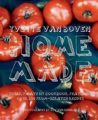 Home Made by Yvette Van Boven Hardcover Book (English)
